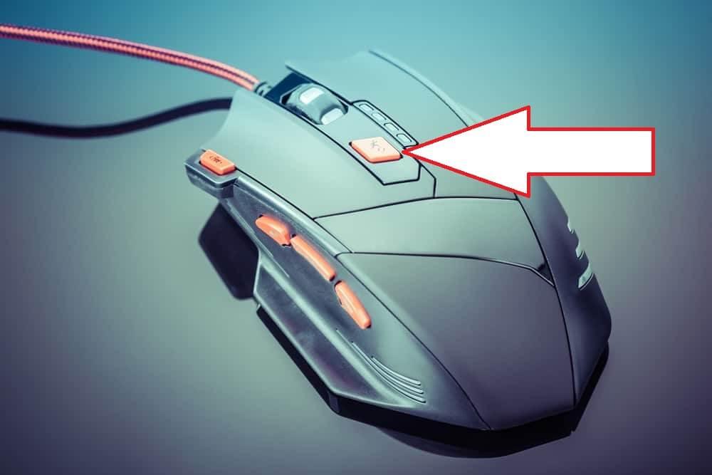 Thay đổi tốc độ chuột bằng DPI của chuột