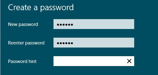 Cách đặt password cho máy tính Windows 8.1 hình 3