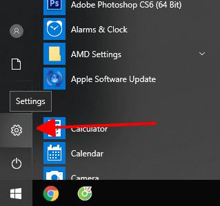 Cách reset máy tính trên Windows 10 hình 1