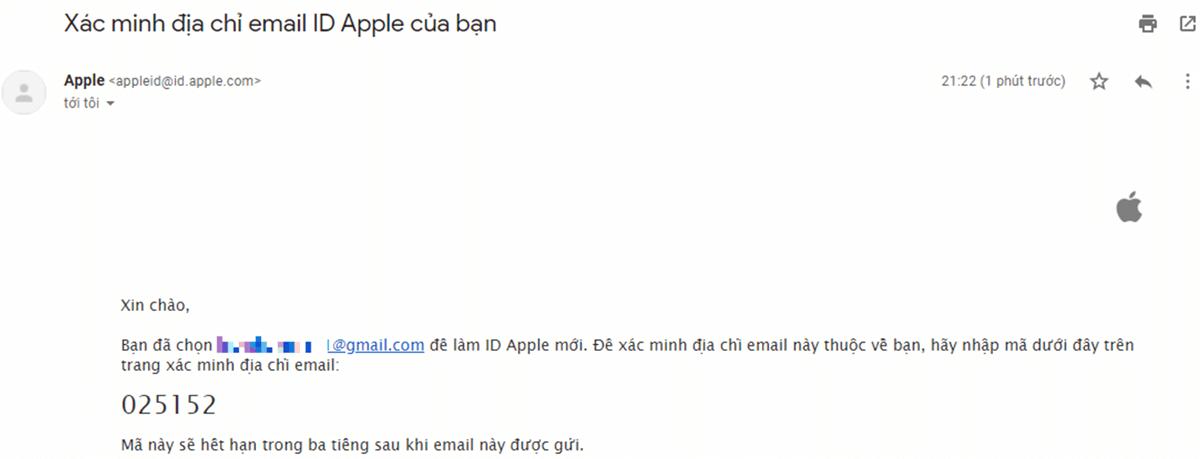 cách tạo tài khoản iCloud mới miễn phí trên web bằng PC 4