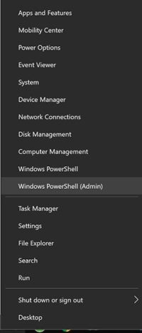 Cách xem mật khẩu Wifi bằng Command Prompt / Powershell 1