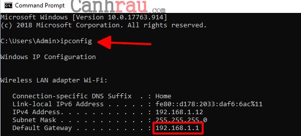 Cách xem mật khẩu wifi trên máy tính Windows 10 hình 8