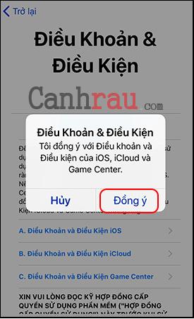 Hướng dẫn cách đăng ký tài khoản iCloud trên máy tính mới nhất hình 10