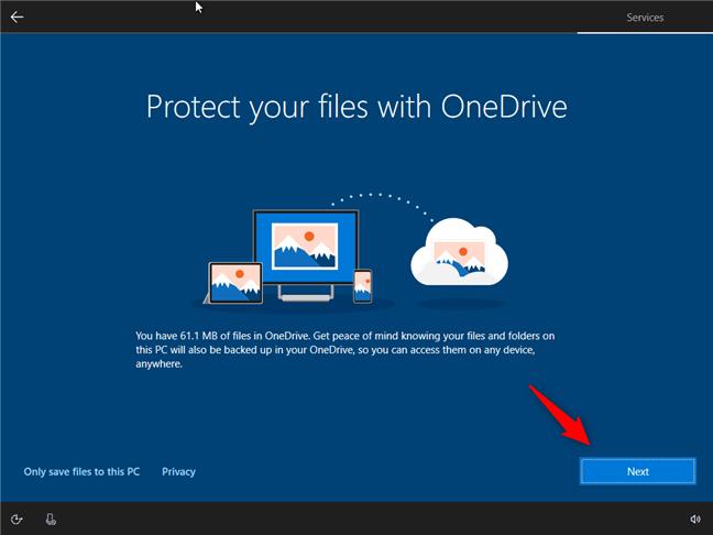 Hướng dẫn cách thiết lập lần đầu cài đặt Windows 10 11