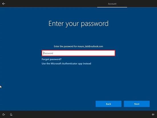Hướng dẫn cách thiết lập lần đầu cài đặt Windows 10 5