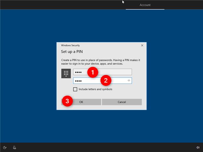 Hướng dẫn cách thiết lập lần đầu cài đặt Windows 10 8