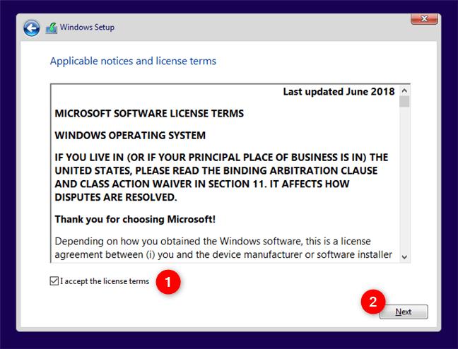 Hướng dẫn cài Windows 10 bằng USB 5