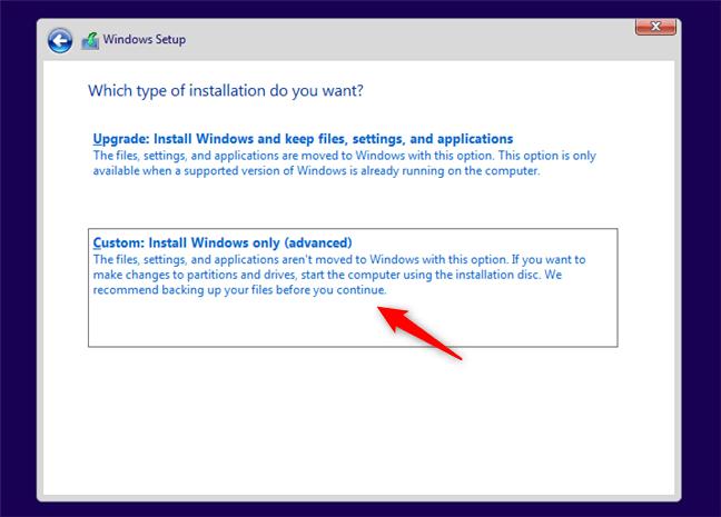 Hướng dẫn cài Windows 10 bằng USB 6