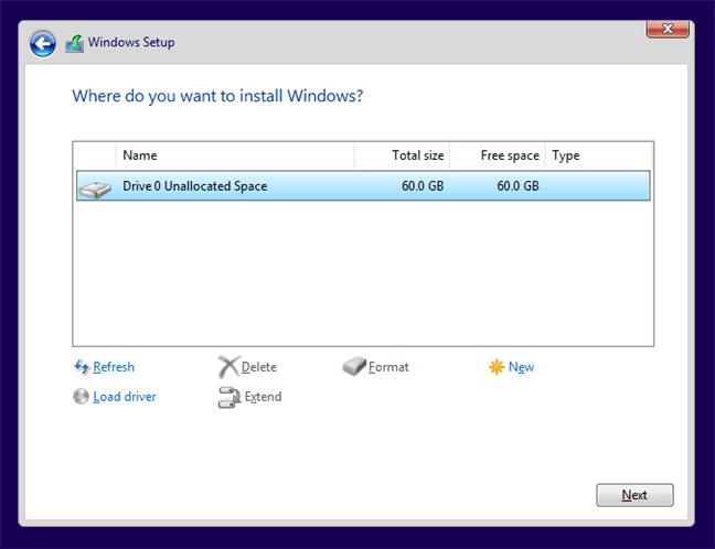 Hướng dẫn cài Windows 10 bằng USB 7