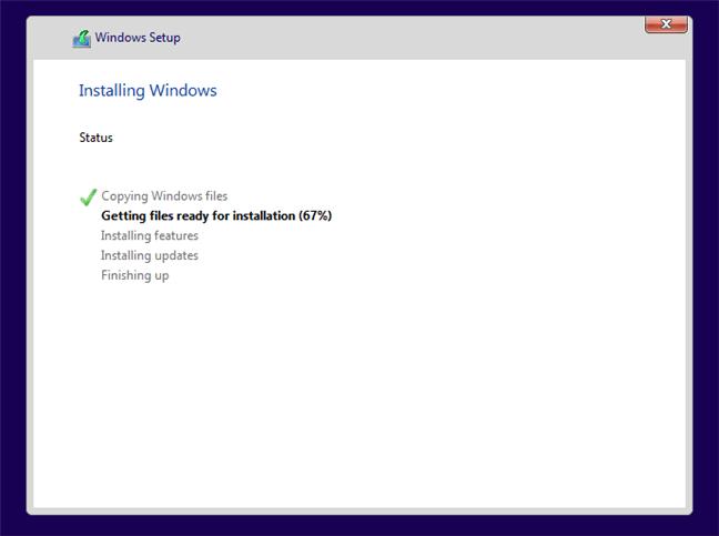 Hướng dẫn cài Windows 10 bằng USB 8
