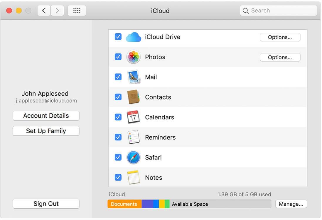 Hướng dẫn đăng ký tài khoản icloud bằng Mac hình 4