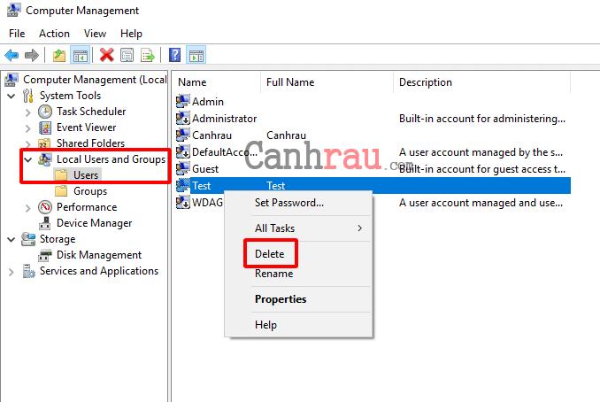 Hướng dẫn dọn rác trên máy tính Windows 10 hình 7