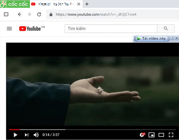 Hướng dẫn sửa lỗi IDM không bắt link Youtube trên Cốc Cốc 8