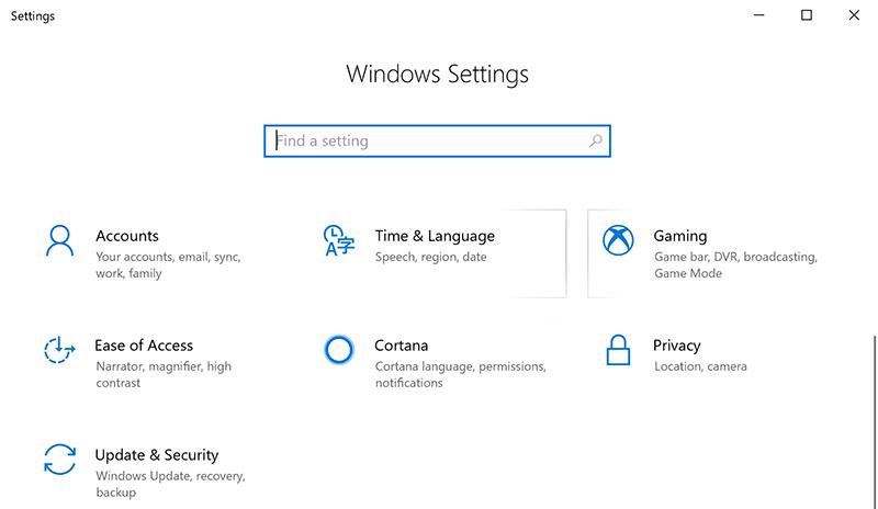 khởi động vào chế độ Safe Mode Windows 10 1
