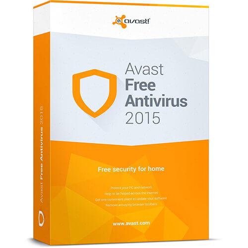 phần mềm avast free antivirus