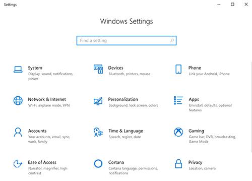 Sử dụng Personalization trong PC Settings 1