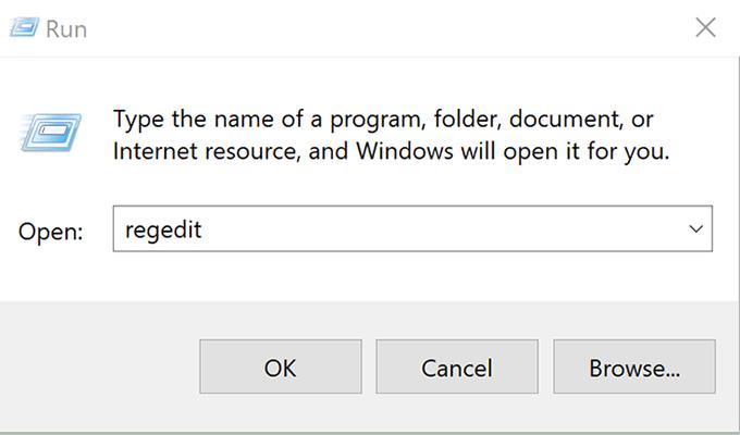 Cách sử dụng Registry Edit để bật/tắt Hibernate 1