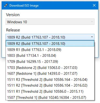 sử dụng Rufus 3.5 để cài đặt USB Boot Windows 10 3