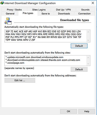 Khắc phục lỗi IDM không bắt link Chrome, Firefox, Cốc Cốc