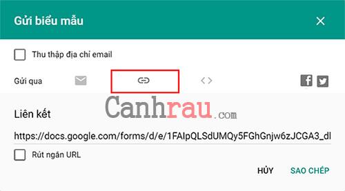 tạo Google Form chuyên nghiệp trong Google Drive hình 11