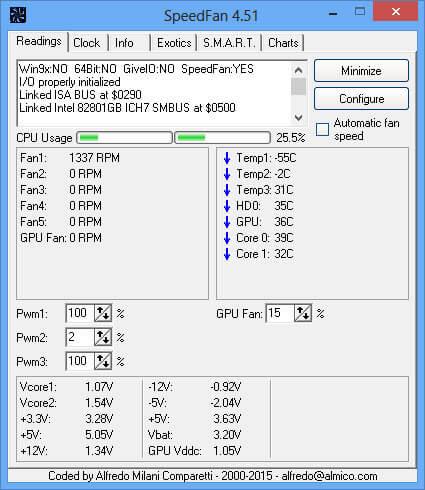 Top phần mềm kiểm tra nhiệt độ hình 4