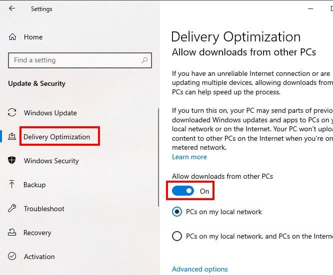 Cách tăng tốc độ mạng Wifi laptop windows 10 hình