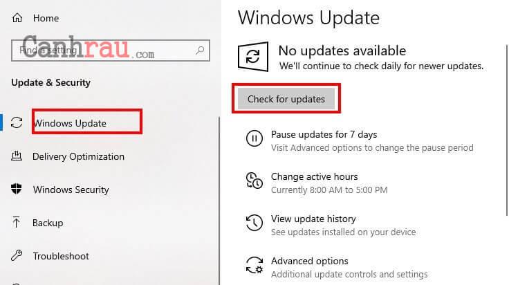 cách tăng tốc máy tính Windows 10