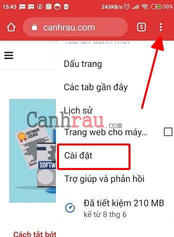 Cách tắt thông báo của Google Chrome mới nhất hình 1