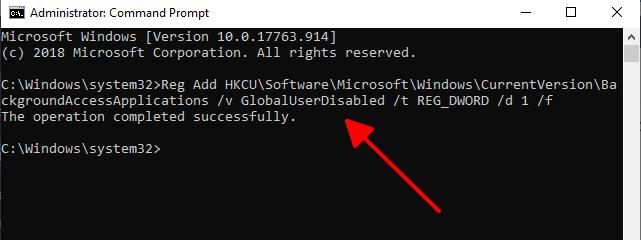 Cách tắt ứng dụng chạy ngầm trên máy tính Windows 10 hình 2