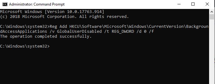 Cách tắt ứng dụng chạy ngầm trên máy tính Windows 10 hình 3