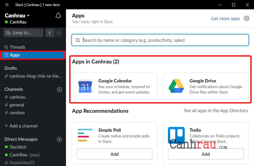 Hướng dẫn chi tiết cách sử dụng Slack hình 18