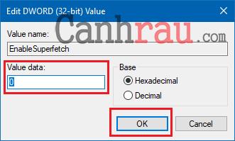 sử dụng registry editor để vô hiệu hóa superfetch hình 3