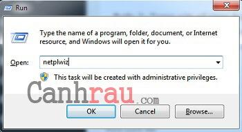 Tắt mật khẩu windows 10, 8.1, 7 hình 1