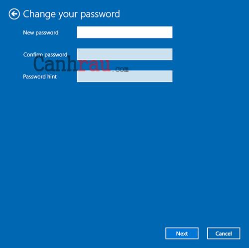 tắt mật khẩu Windows 10 thông thường hình 4