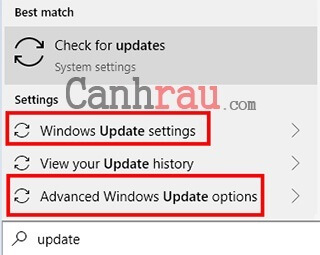Hướng dẫn cách tắt update Win 10 bằng Administrative Tools hình 1