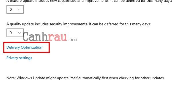 Hướng dẫn cách tắt update Win 10 bằng Administrative Tools hình 5