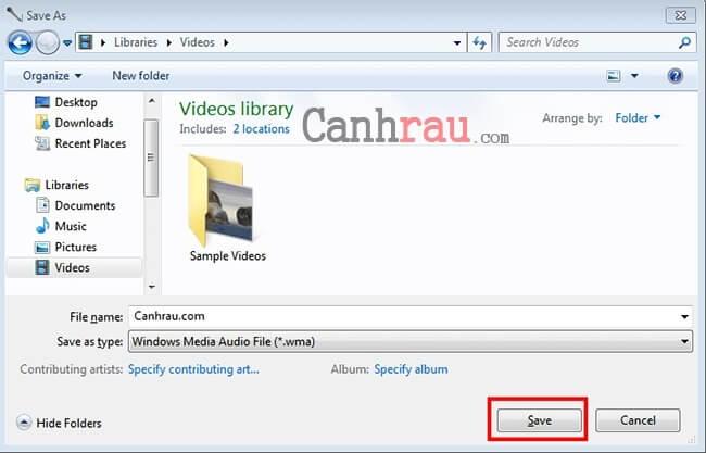 thu âm trên máy tính windows 7, 8.1 hình 4
