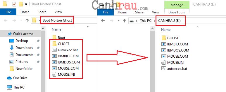 Cách ghost Windows 10 hình 4
