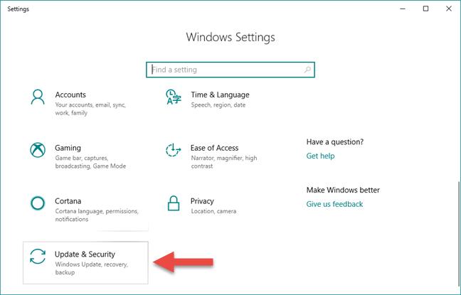 Cách kiểm tra Windows 10 kích hoạt chưa bằng Windows Settings hình 1