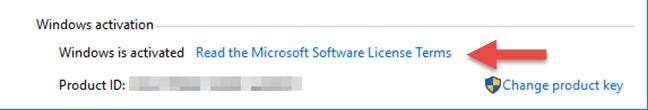 Cách kiểm tra Windows đã active bằng Windows Settings hình 3