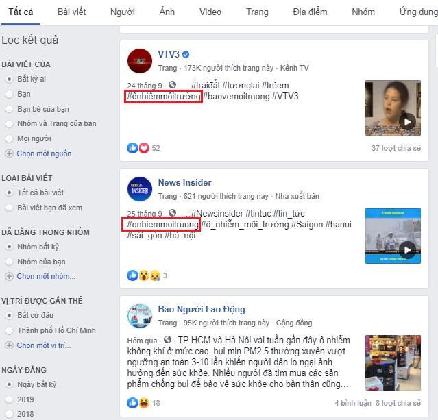 cách tạo hashtag trên facebook hình 3
