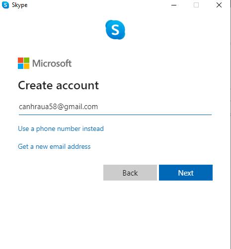 Hướng dẫn tải xuống thiết lập tài khoản Skype hình 3