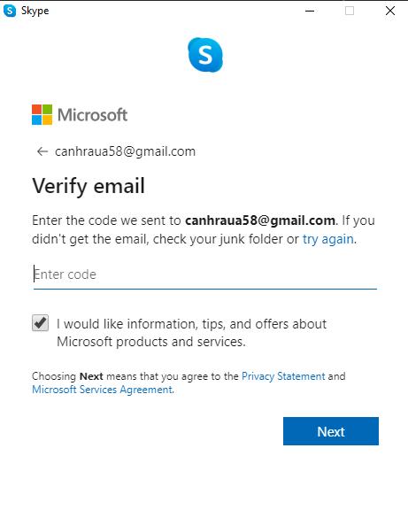Hướng dẫn tải xuống thiết lập tài khoản Skype hình 4