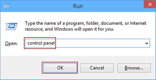Cách để mở control panel trong Windiws 10 hình 4