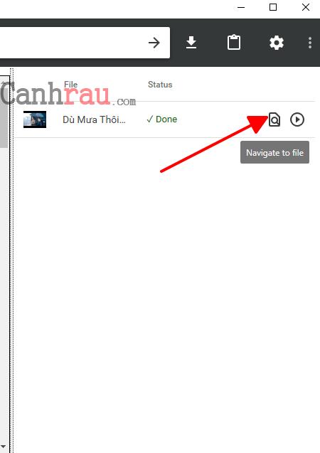Hướng dẫn download video nhạc youtube về máy tính hình 4