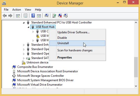 Hướng dẫn sửa lỗi usb device not recognized hình 11