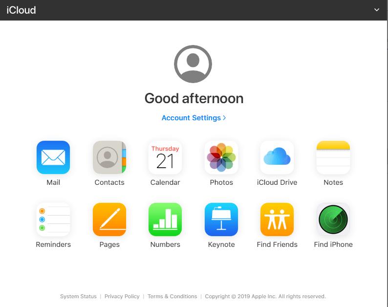 iCloud là gì cách cài đặt và sử dụng iCloud hình 7