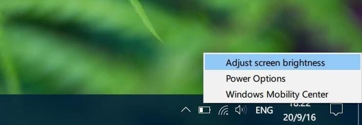 Thay đổi độ sáng màn hình dễ nhất hình 11