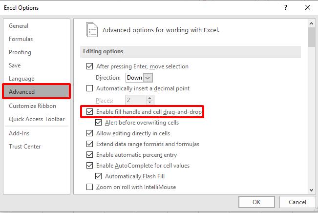 Hướng dẫn đánh số thứ tự tự động trong Excel hình 2
