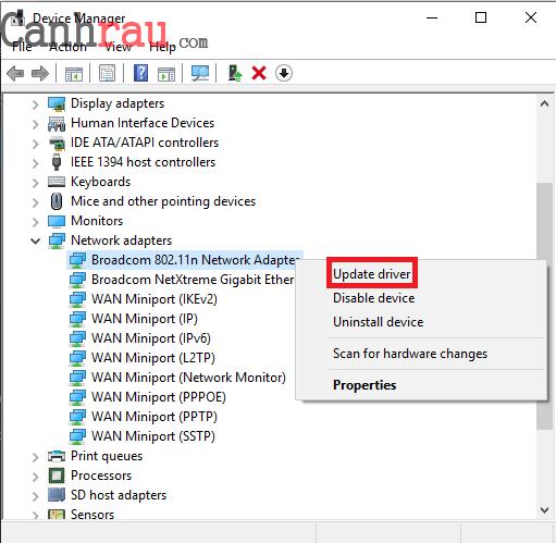 Cách sửa lỗi this site can't be reached hình 8